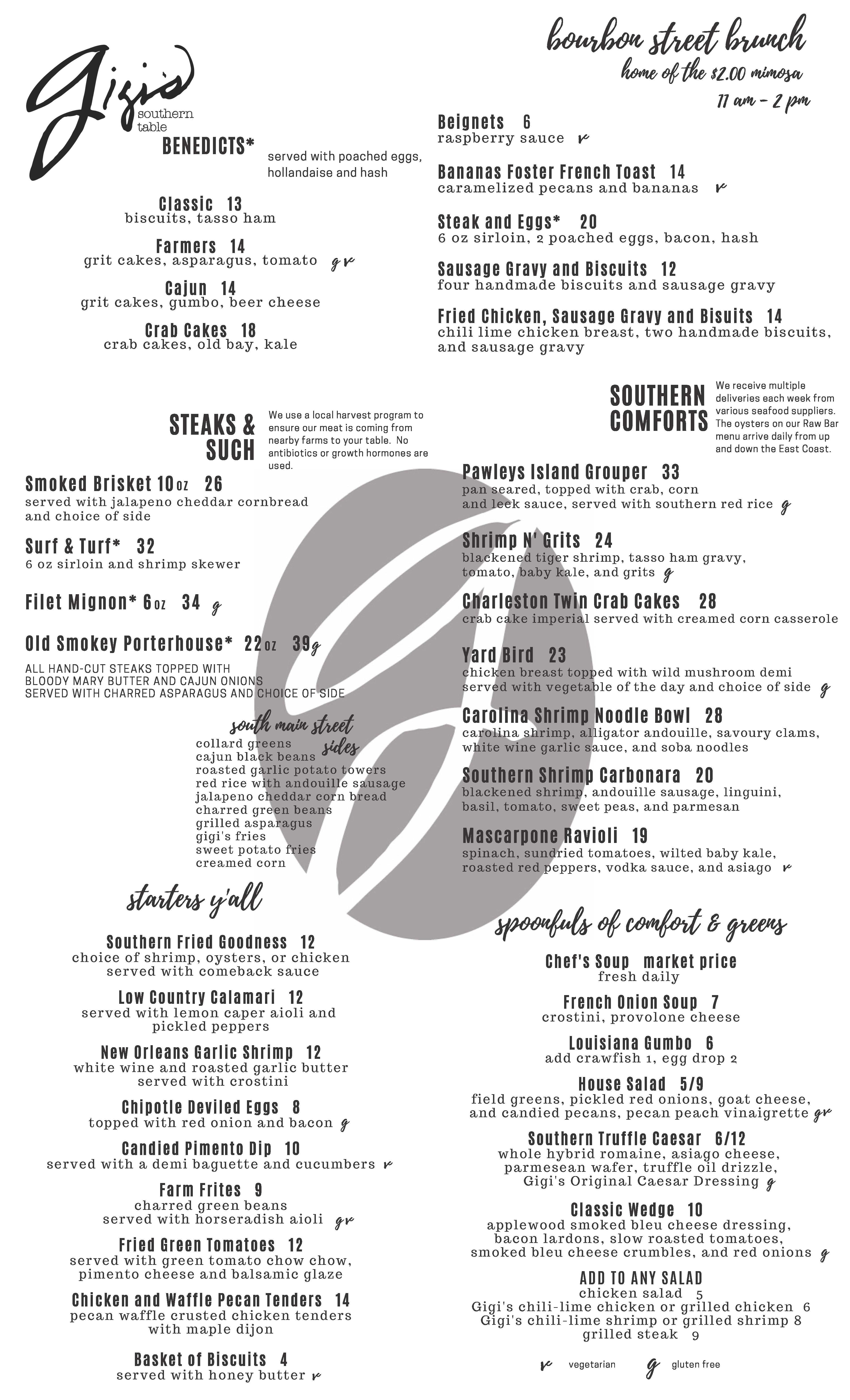 brunch menu front 12/13/19